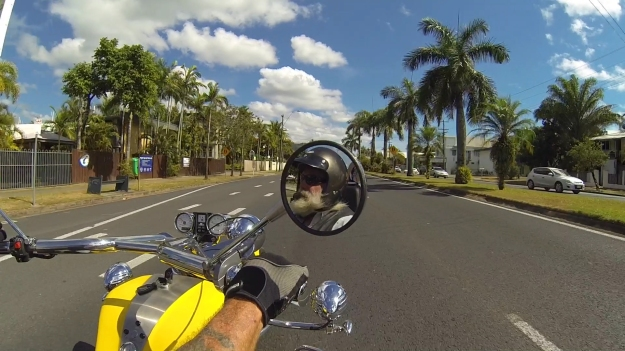 Cruising Through Cairns