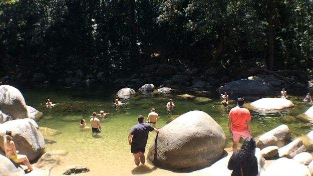 Mossman Gorge - Such a Fantastic Place to Swim