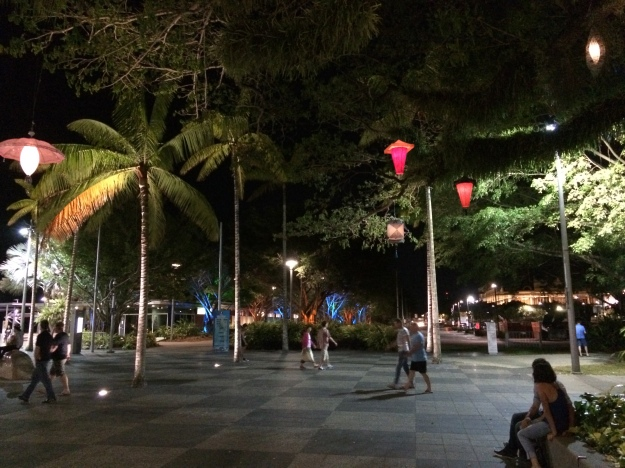 The Colourful Lanterns at The Esplanade